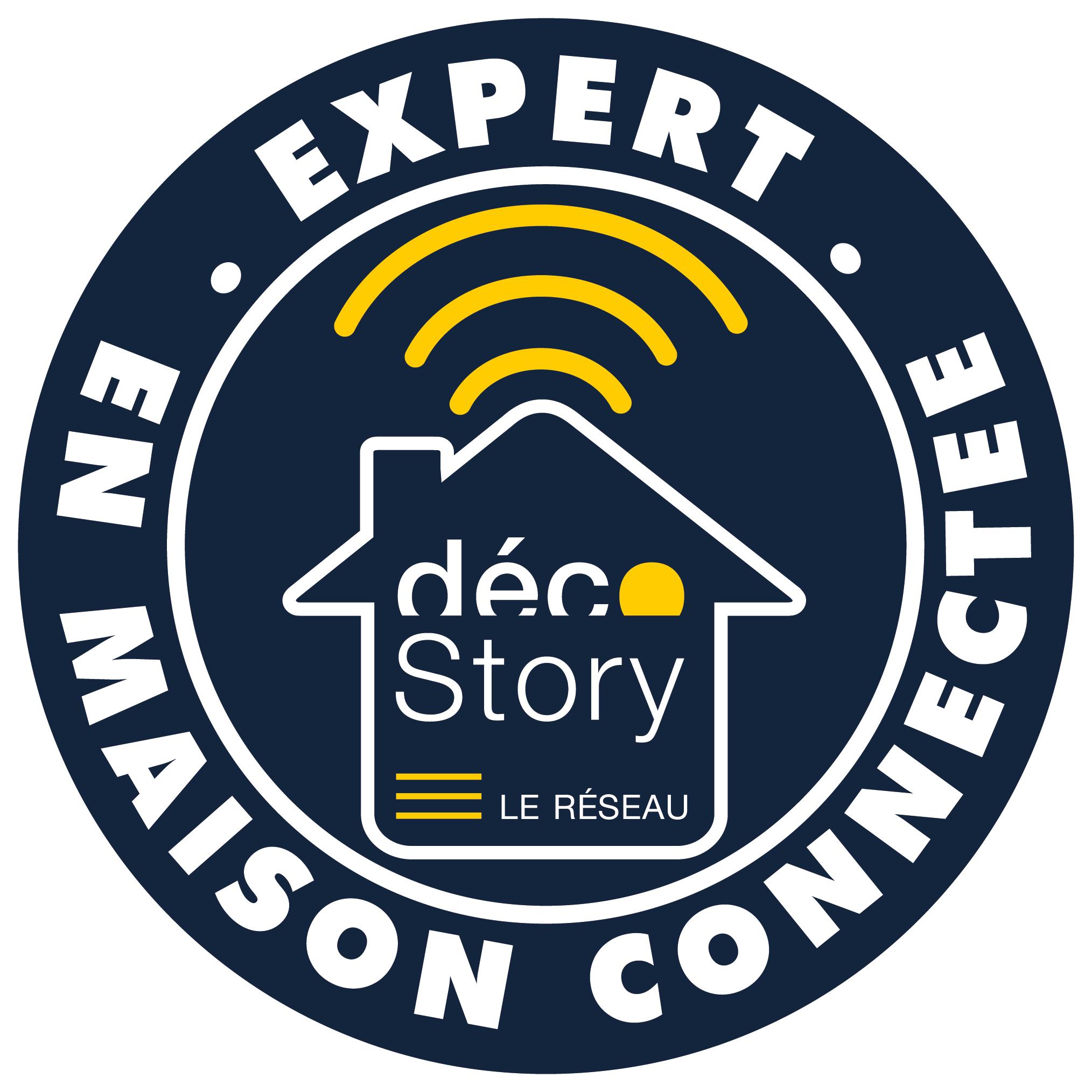 logo Expert en maison connectée