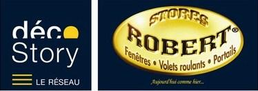enseigne Stores Robert ® Nîmes